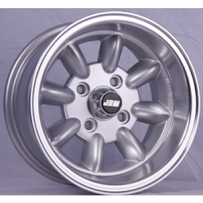 13.7 silver Opel and Vauxhall alloy wheels